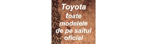 Toyota toate 4x4