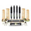 """Nissan Patrol Y60 kit cu amortizoare Extra Heavy Duty Foamcell  PRO reparabilelift 4"""""""