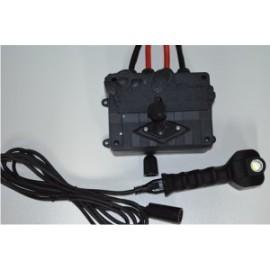 Cutie comanda Ironman 4x4, include telecomanda si cablu telecomanda