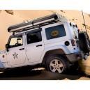 Cort Pathfinder II  120x200cm cu capac ABS cu actionare electrica / telecomanda  30secunde