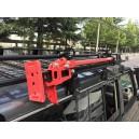 Set 2 suporti pentru hi lift sau lopata pentru roofrack UARR