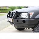 bullbar Nissan Patrol Y61 1998-2002 Fabryka 4X4 Polonia