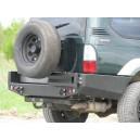 Bara spate otel pentru Toyota J90 cu overfendere