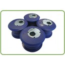 Offset caster Bushes reglabile