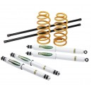 Pajero Sport 98-06 kit NitroGas lift 40mm