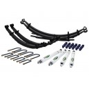 Land Cruiser 60, 61 ante 1986 kit cu amortizoare Nitrogas lift 50mm