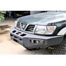 Bara aluminiu Conqueror 4x4 - China Patrol Y61 1998-2002
